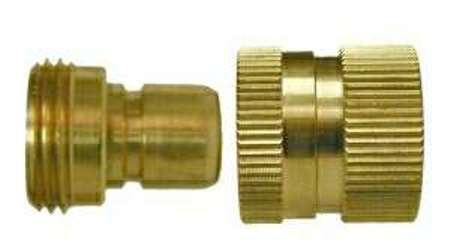 Garden Hose Quick Disconnect Male End Fastener Warehouse