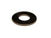 #4 USS Flat Washer 316 Stainless Steel